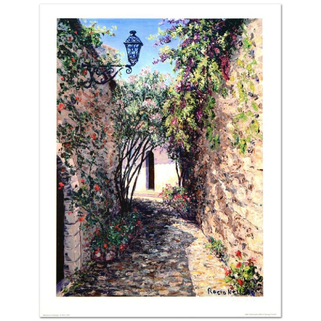 """Rocio Nell, """"Mysterious Passage"""" Limited Edition"""