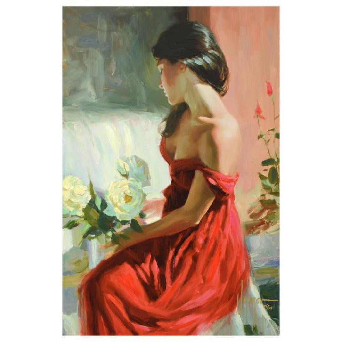 """Vladimir Volegov - """"From a Rose"""" Limited Edition Hand"""