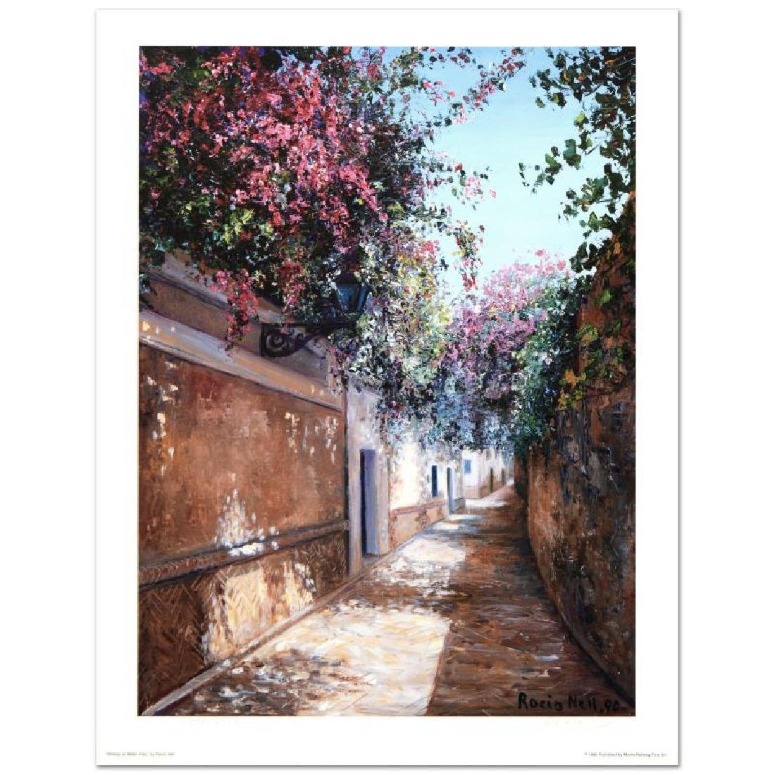 "Rocio Nell, ""Midday at Water Alley"" Limited Edition"