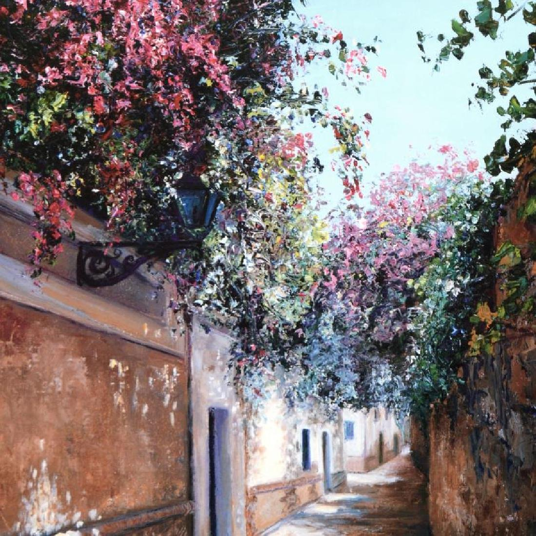 "Rocio Nell, ""Midday at Water Alley"" Limited Edition - 2"
