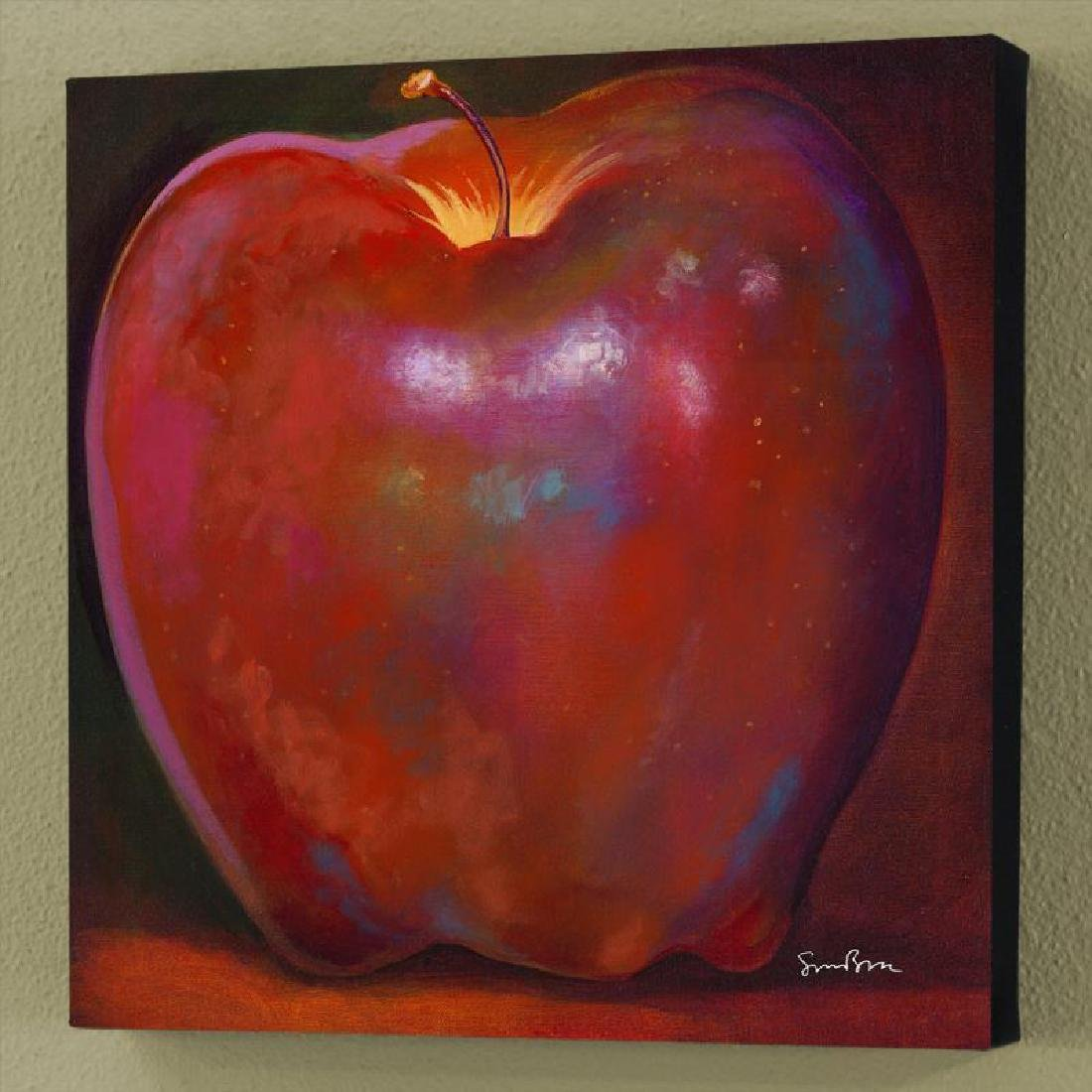 """Apple Wood Reflections"" Limited Edition Giclee on - 3"