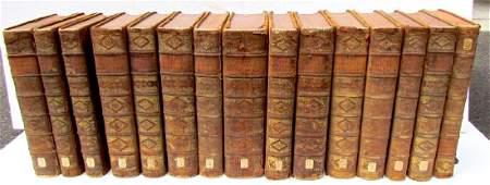1734-41 15 VOLUMES FOLIOS Jacobi Gretseri Opera Omnia