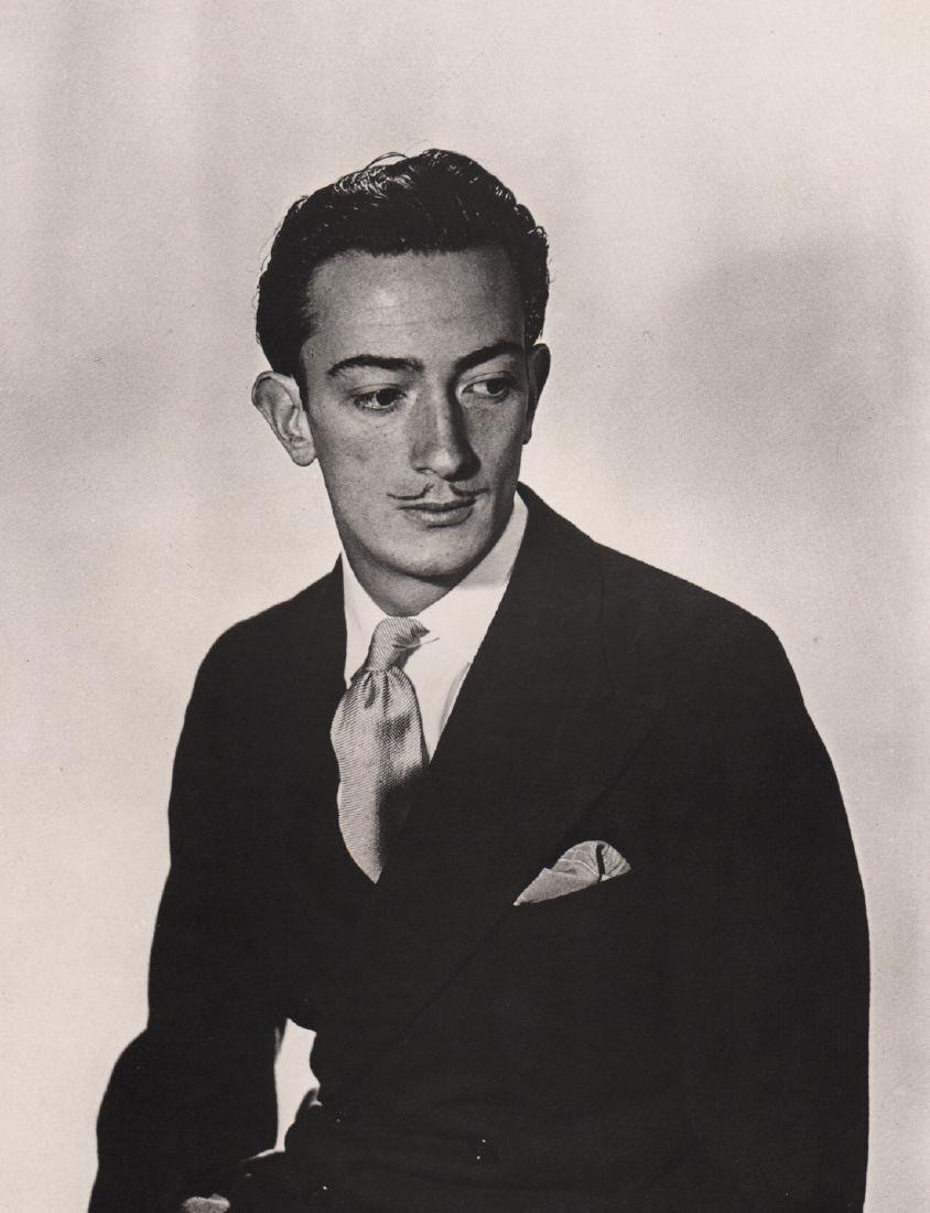 MAN RAY - Salvador Dali