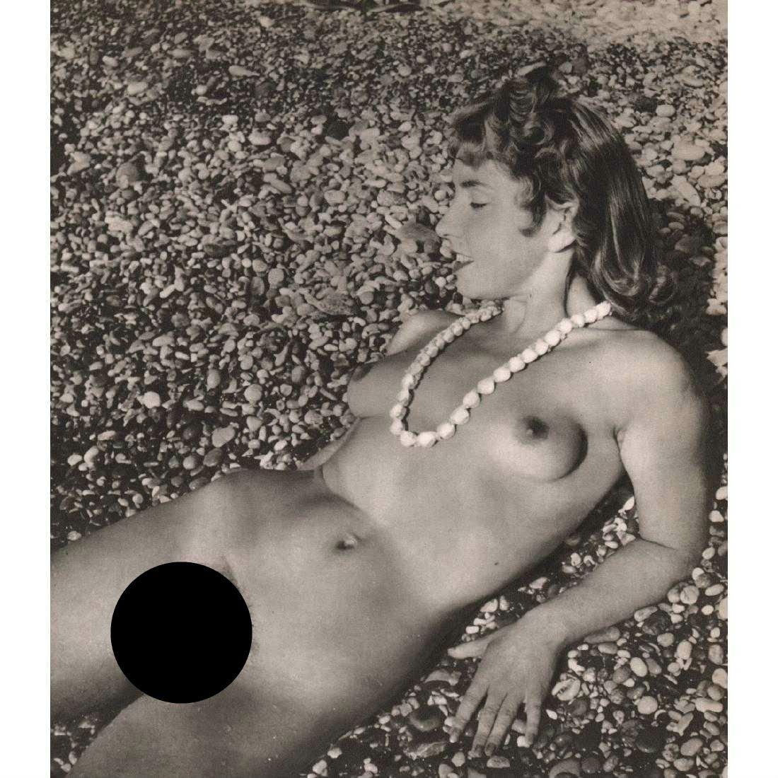 GEORGES VALLEE - Nude