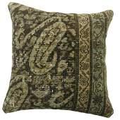 Paisley Malayer Rug Pillow