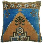 Pillow from a Turkish Rug