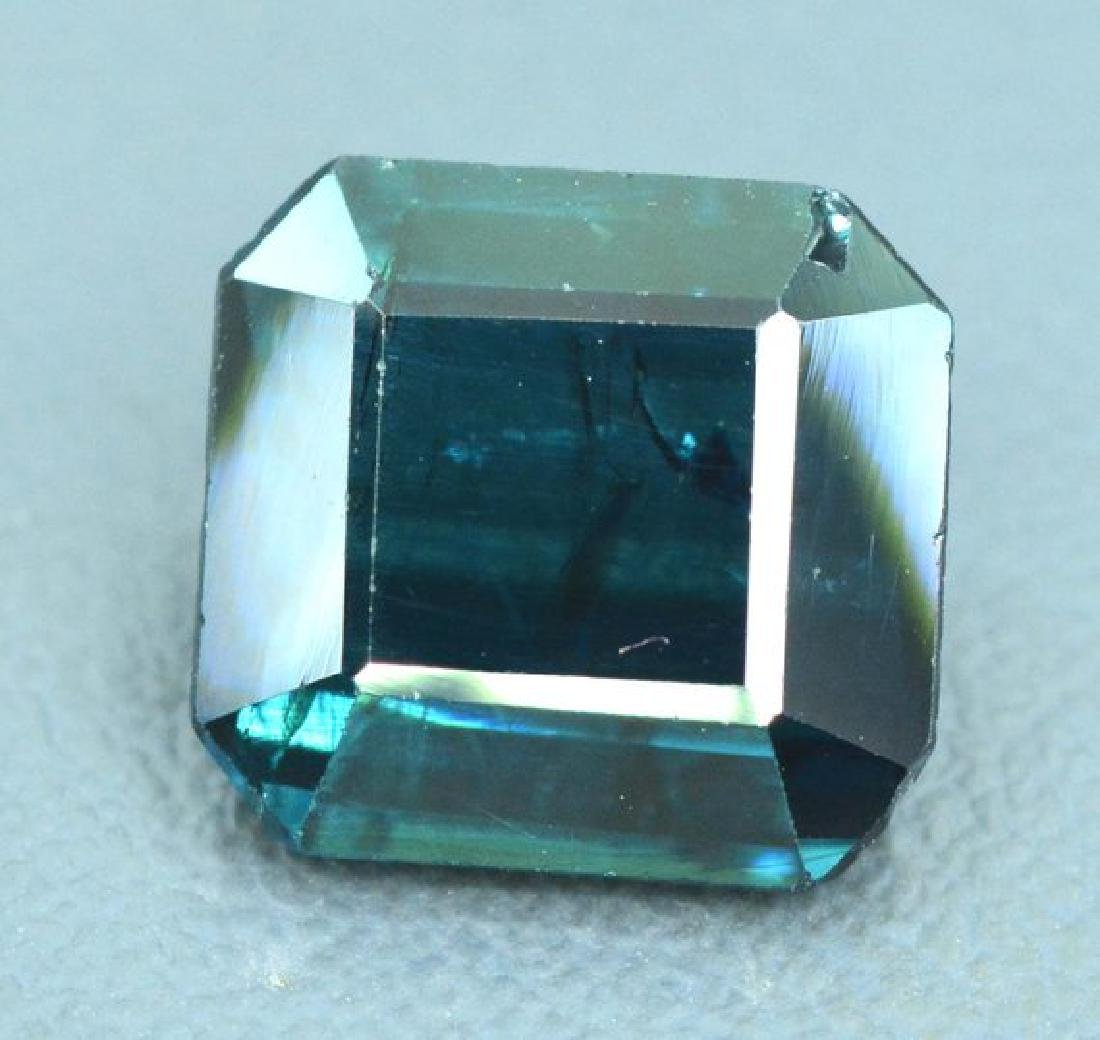 4.90 cts Untreated Indicolite Blue Afghan Tourmaline - 2
