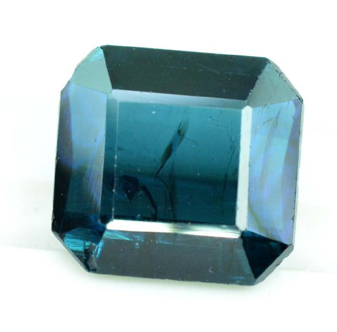 4.90 cts Untreated Indicolite Blue Afghan Tourmaline - 3