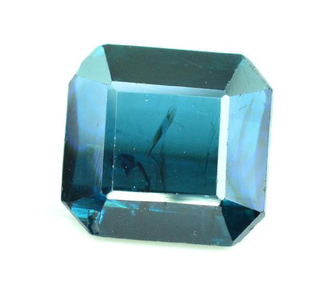 4.90 cts Untreated Indicolite Blue Afghan Tourmaline - 4