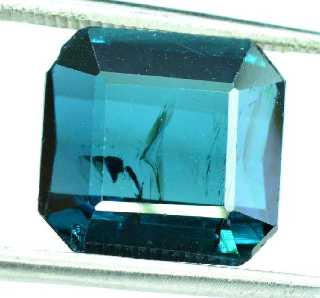 4.90 cts Untreated Indicolite Blue Afghan Tourmaline - 5