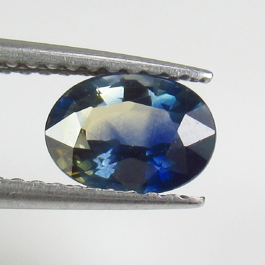 1.07 Ct Genuine SriLanka Blue Sapphire Nice Oval Cut