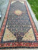7x19ft Antique Caucasian rug from Karabagh Rug ca 1880