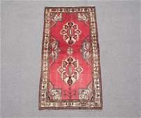 Fantastic Semi Antique Persian Kolyaee 33x71