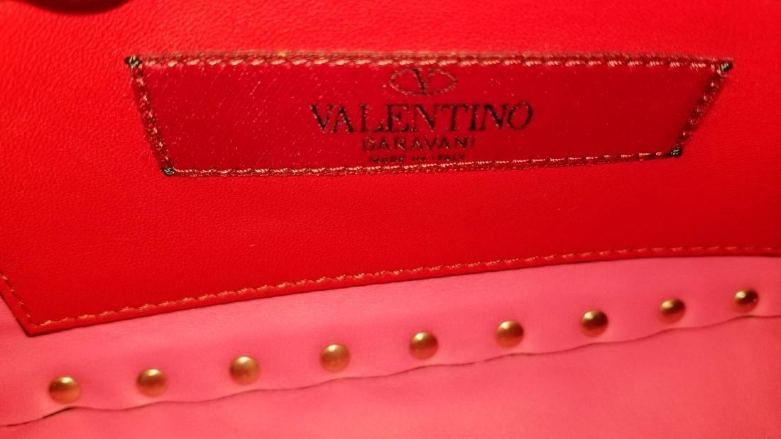 Valentino Garavani Rockstud Spike Flap Quilted Small - 7