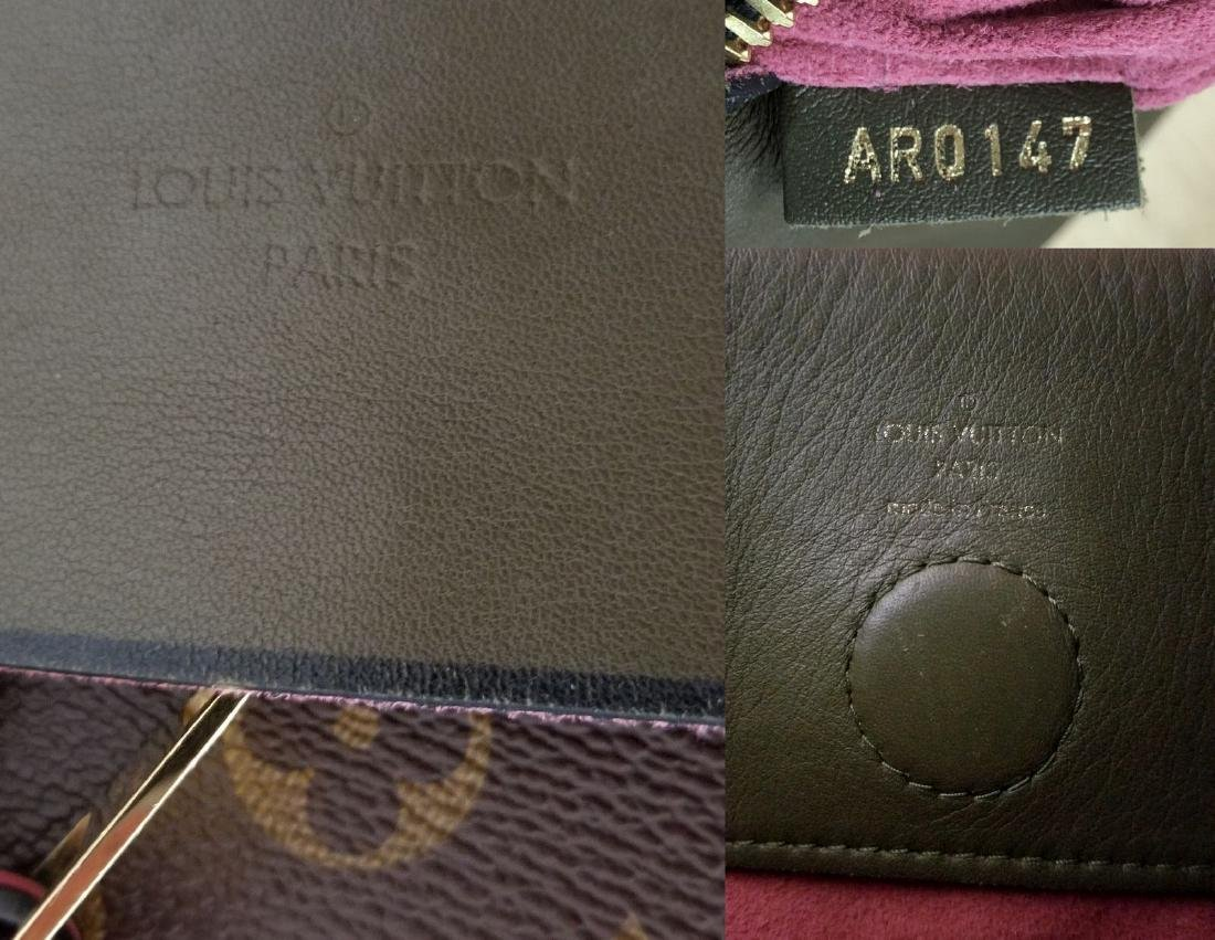 Louis Vuitton Tuileries Besace Bag with Strap in Olive - 10