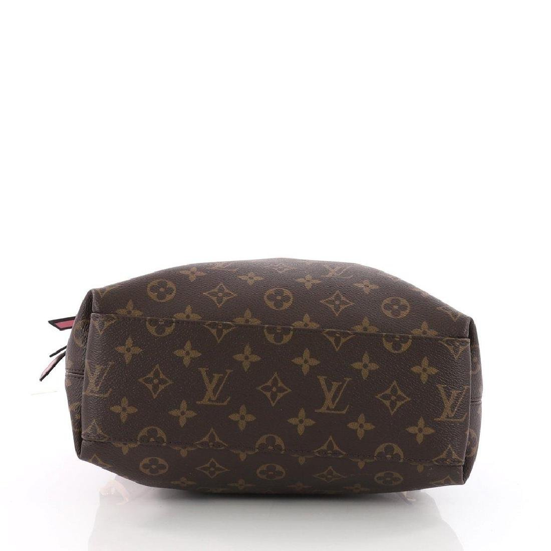 Louis Vuitton Tuileries Besace Bag with Strap in Olive - 7