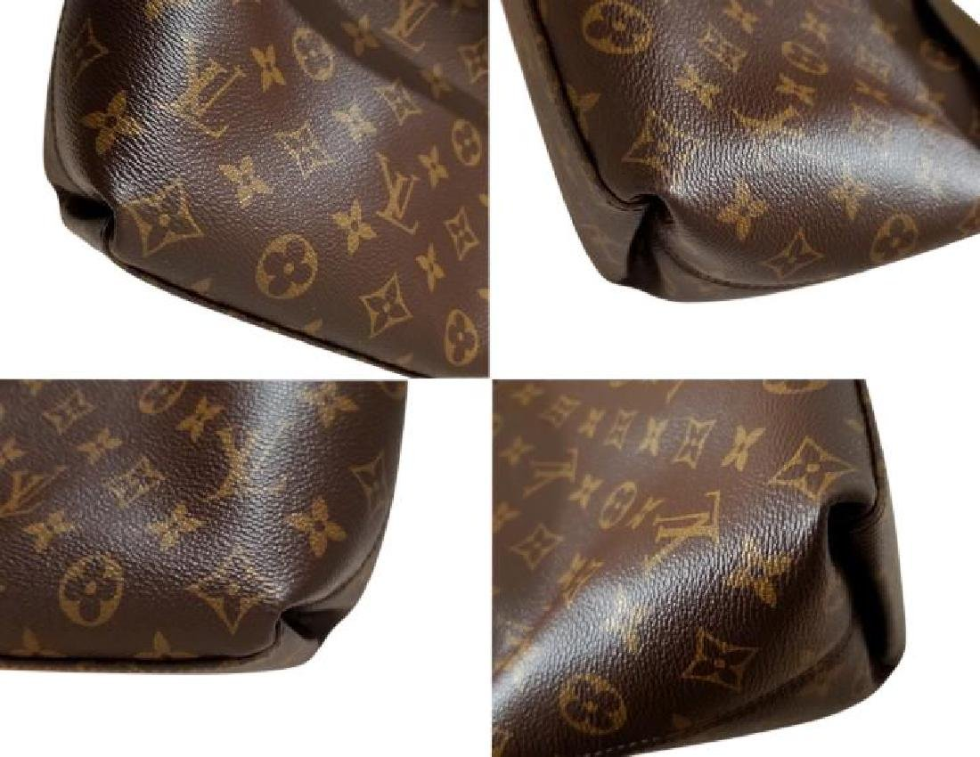 Louis Vuitton Tuileries Besace Bag with Strap in Olive - 8