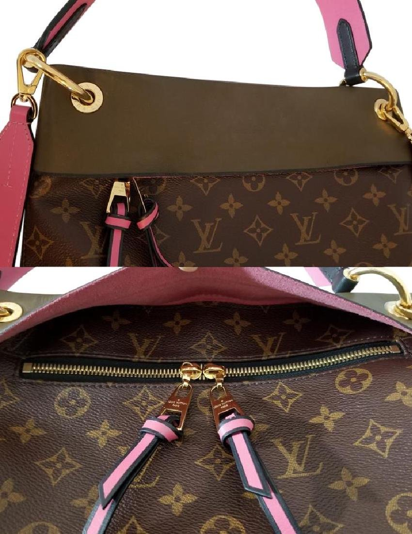 Louis Vuitton Tuileries Besace Bag with Strap in Olive - 9
