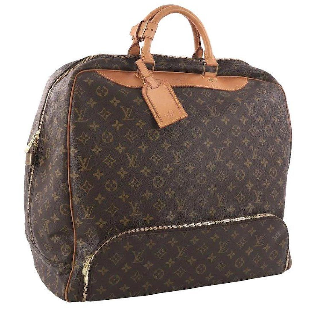 Louis Vuitton Monogram Evasion GM Sports Golf Bag