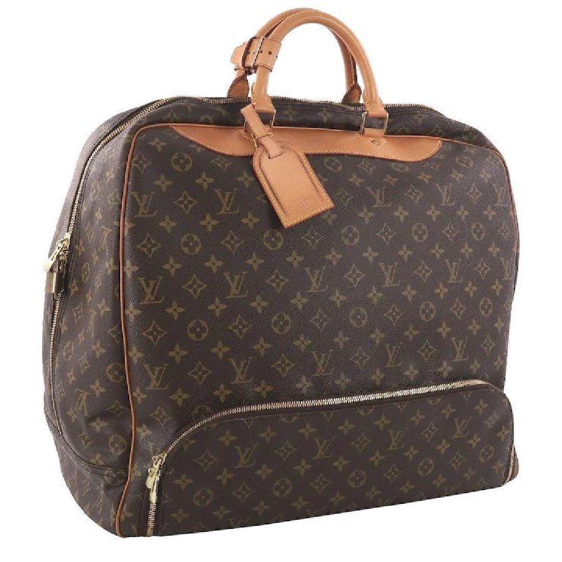 Louis Vuitton Monogram Evasion GM Sports Golf Bag