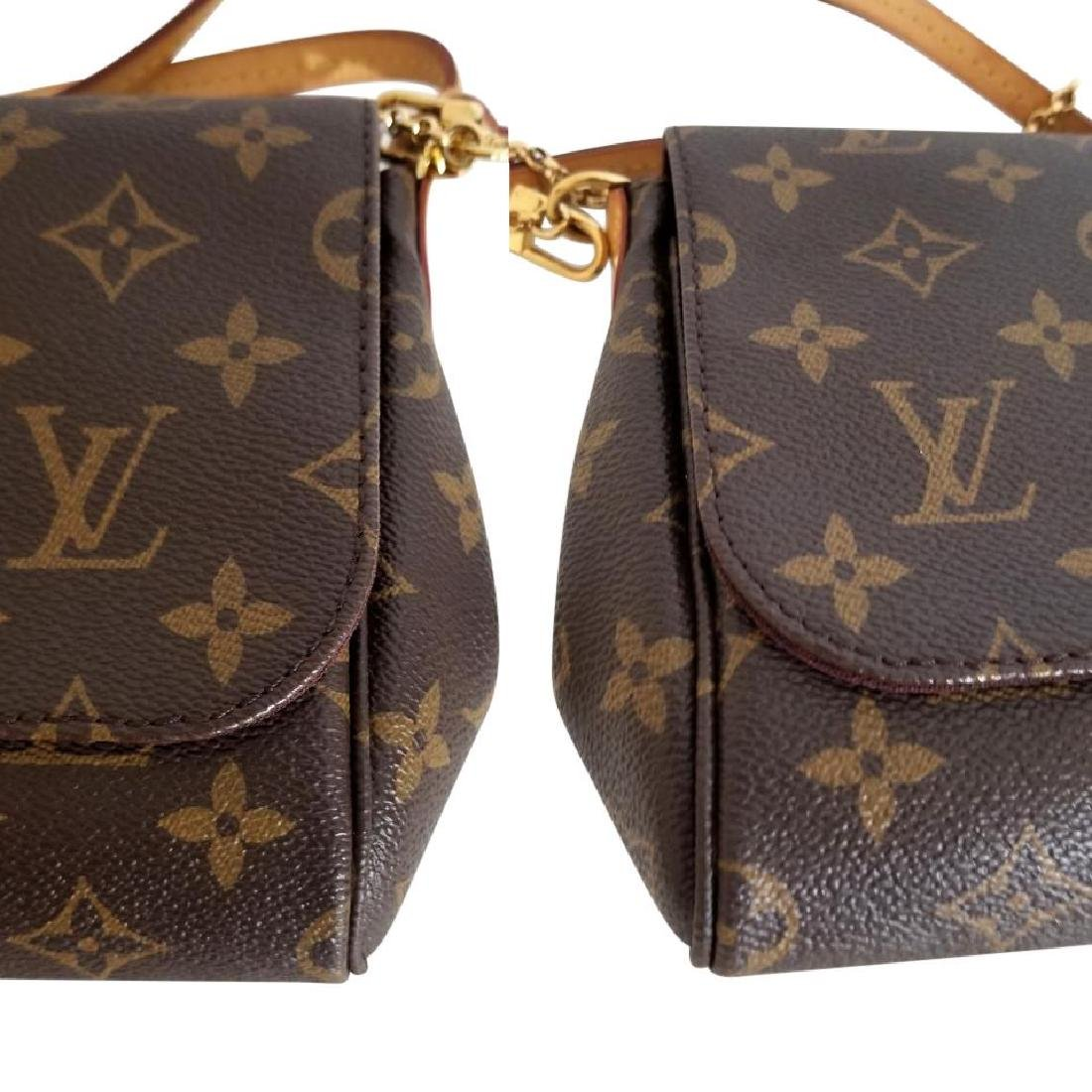 Authentic Louis Vuitton Favorite MM Crossbody Bag with - 4