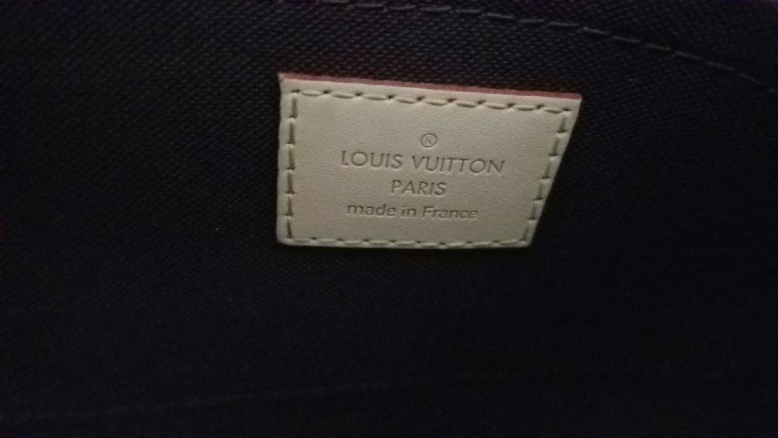 Authentic Louis Vuitton Favorite MM Crossbody Bag with - 8
