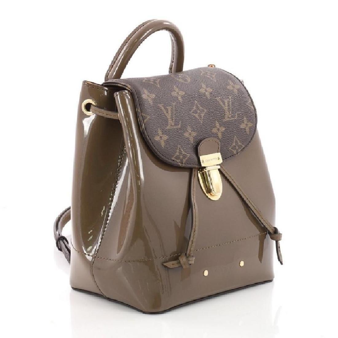 Louis Vuitton Hot Springs Vernis Monogram Backpack