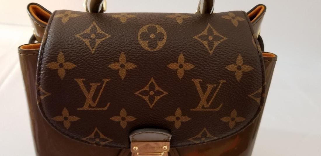 Louis Vuitton Hot Springs Vernis Monogram Backpack - 4