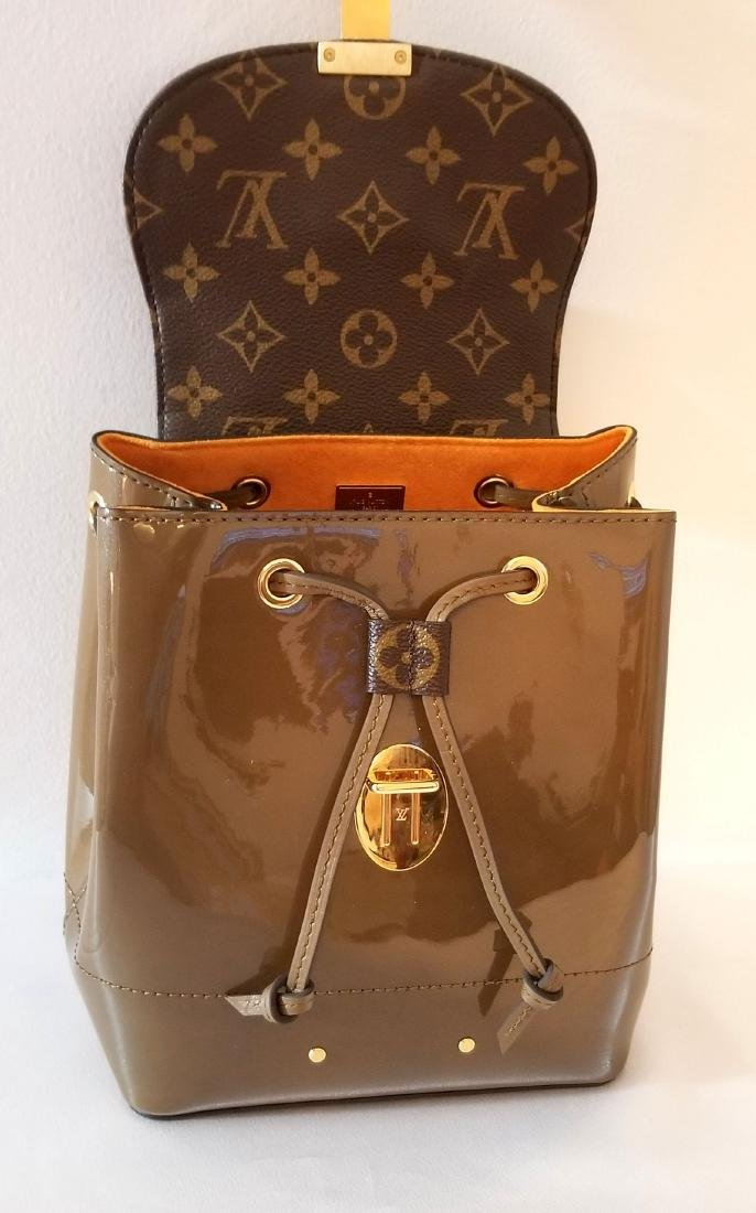 Louis Vuitton Hot Springs Vernis Monogram Backpack - 5