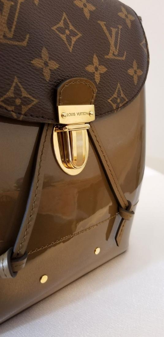 Louis Vuitton Hot Springs Vernis Monogram Backpack - 6