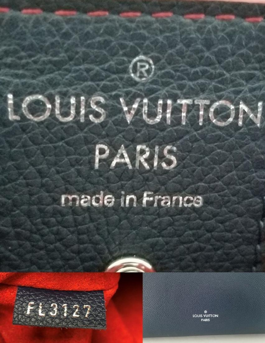Louis Vuitton Cabas Lockme Braided Shoulder Blue - 7