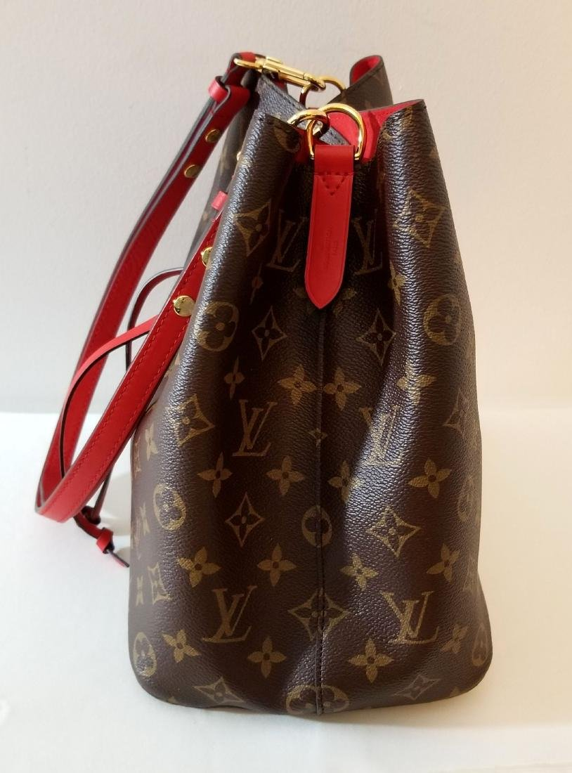 Louis Vuitton Neonoe Monogram Bucket Bag Drawstring - 7