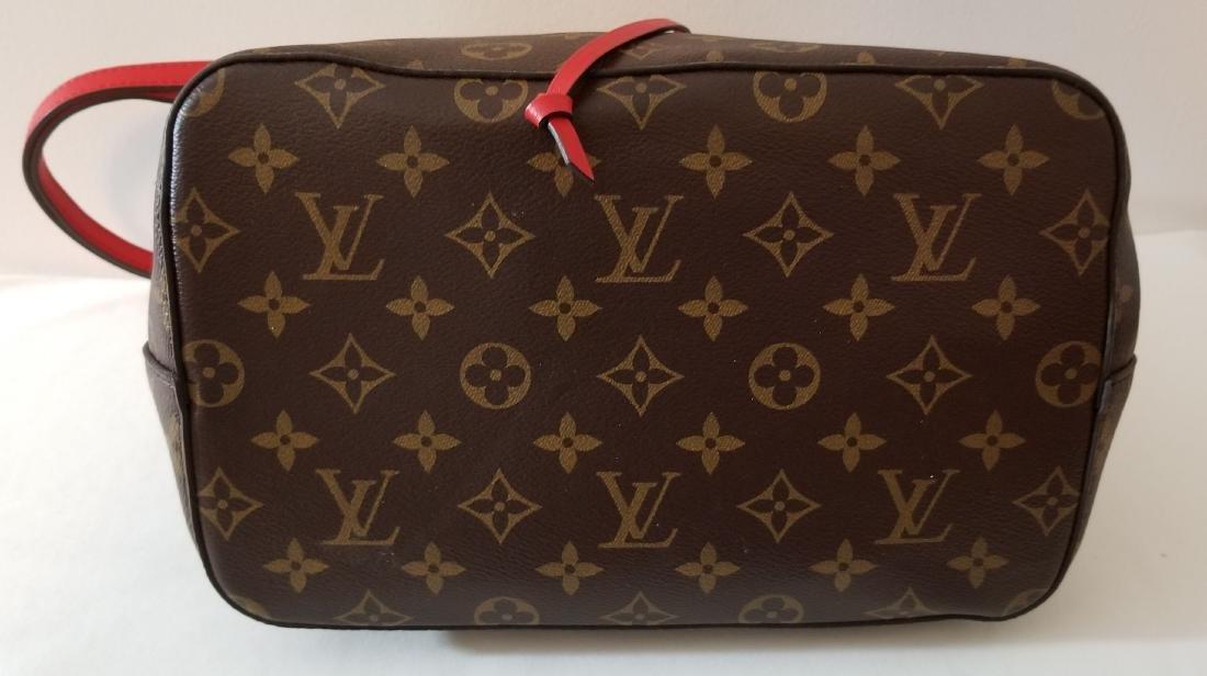 Louis Vuitton Neonoe Monogram Bucket Bag Drawstring - 8