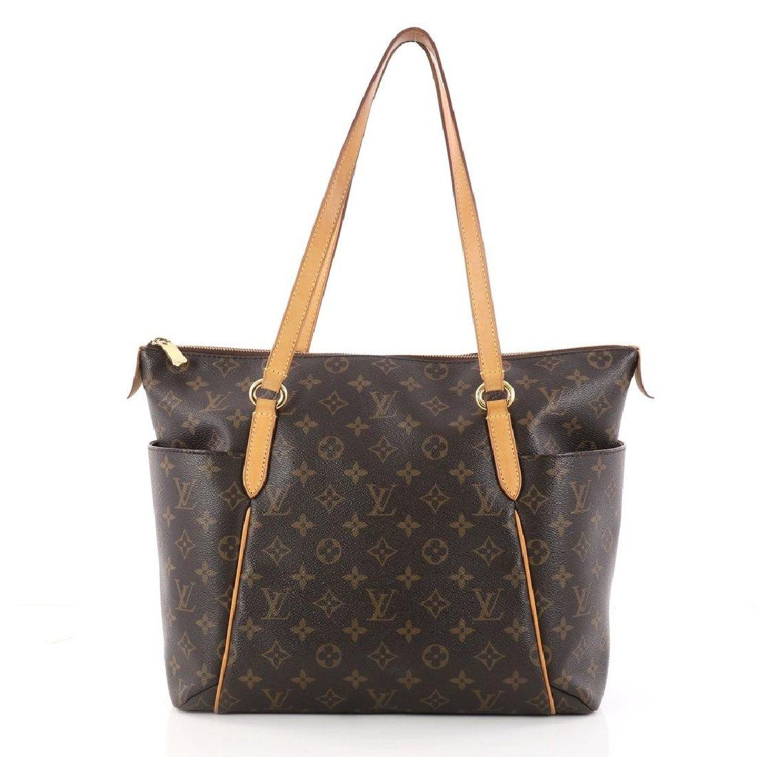 Louis Vuitton Discontinued Totally Monogram Shoulder