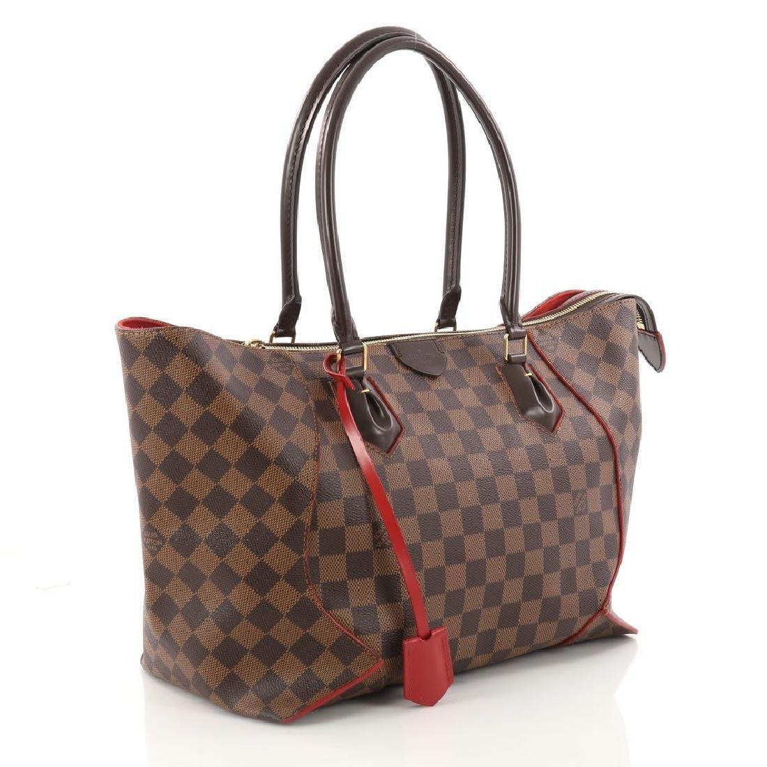 Louis Vuitton Caissa Damier Red Shoulder Bag