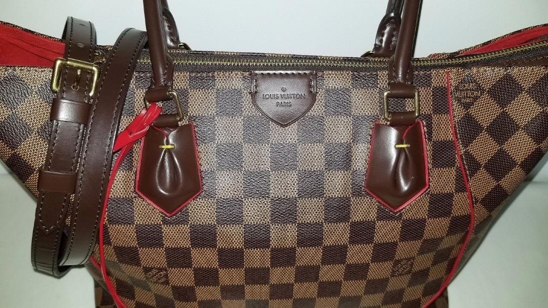Louis Vuitton Caissa Damier Red Shoulder Bag - 2