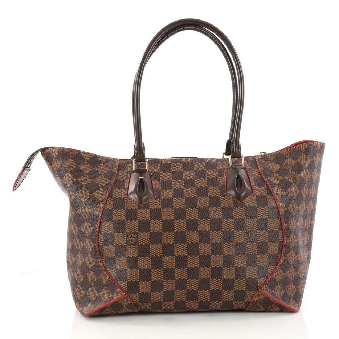 Louis Vuitton Caissa Damier Red Shoulder Bag - 5