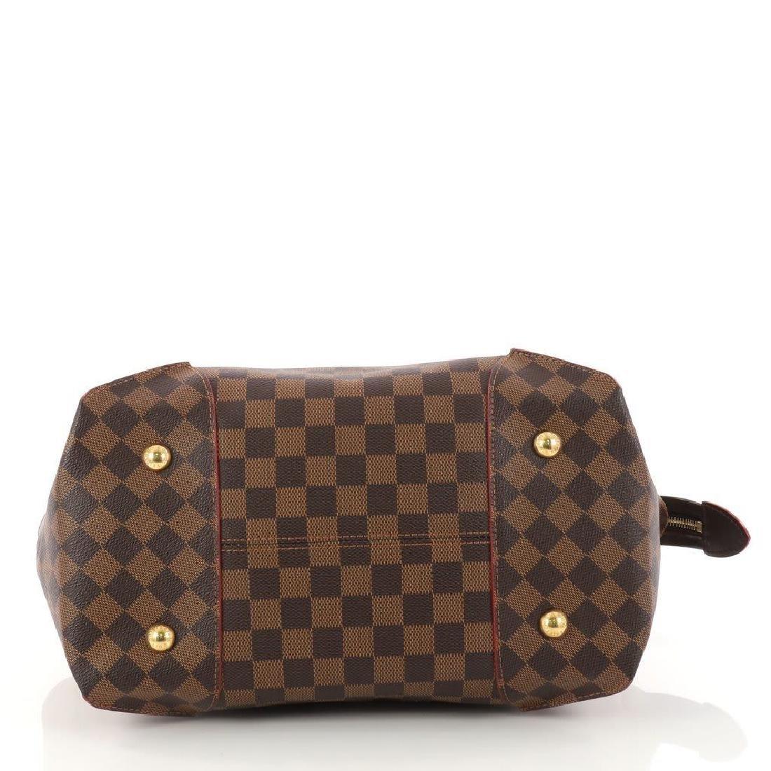 Louis Vuitton Caissa Damier Red Shoulder Bag - 6