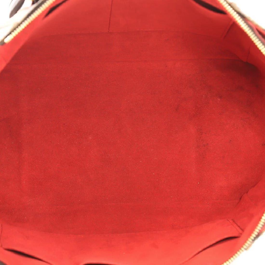 Louis Vuitton Caissa Damier Red Shoulder Bag - 7