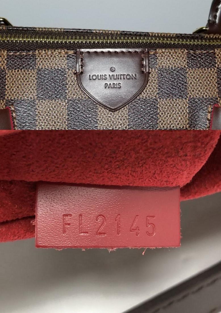 Louis Vuitton Caissa Damier Red Shoulder Bag - 8