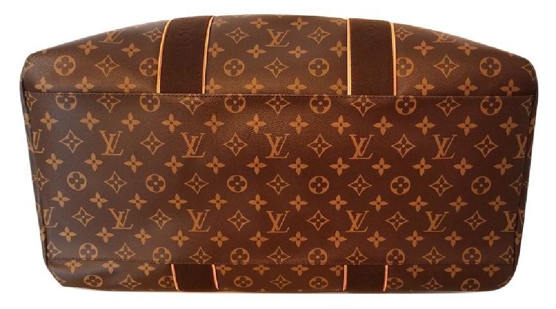 Louis Vuitton Monogram Beaubourg GM Duffle Bag. - 5