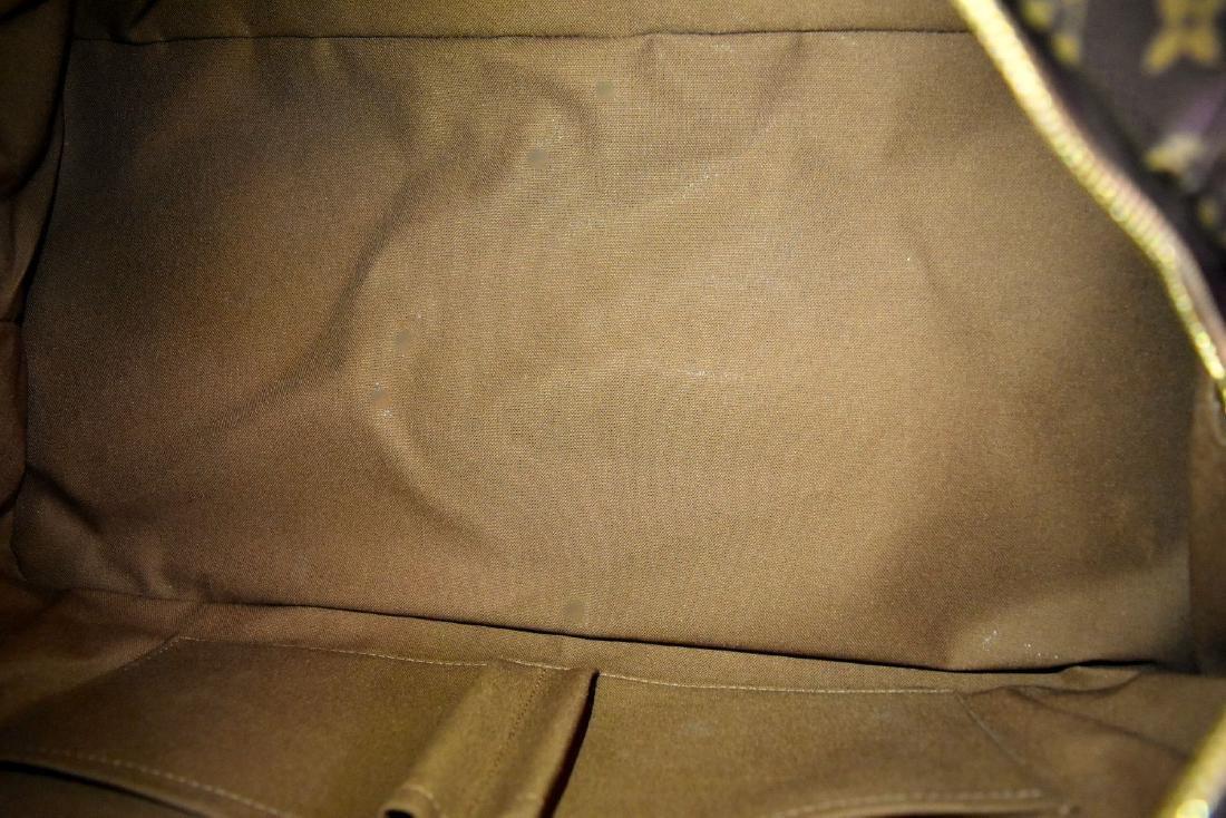Louis Vuitton Monogram Beaubourg GM Duffle Bag. - 6