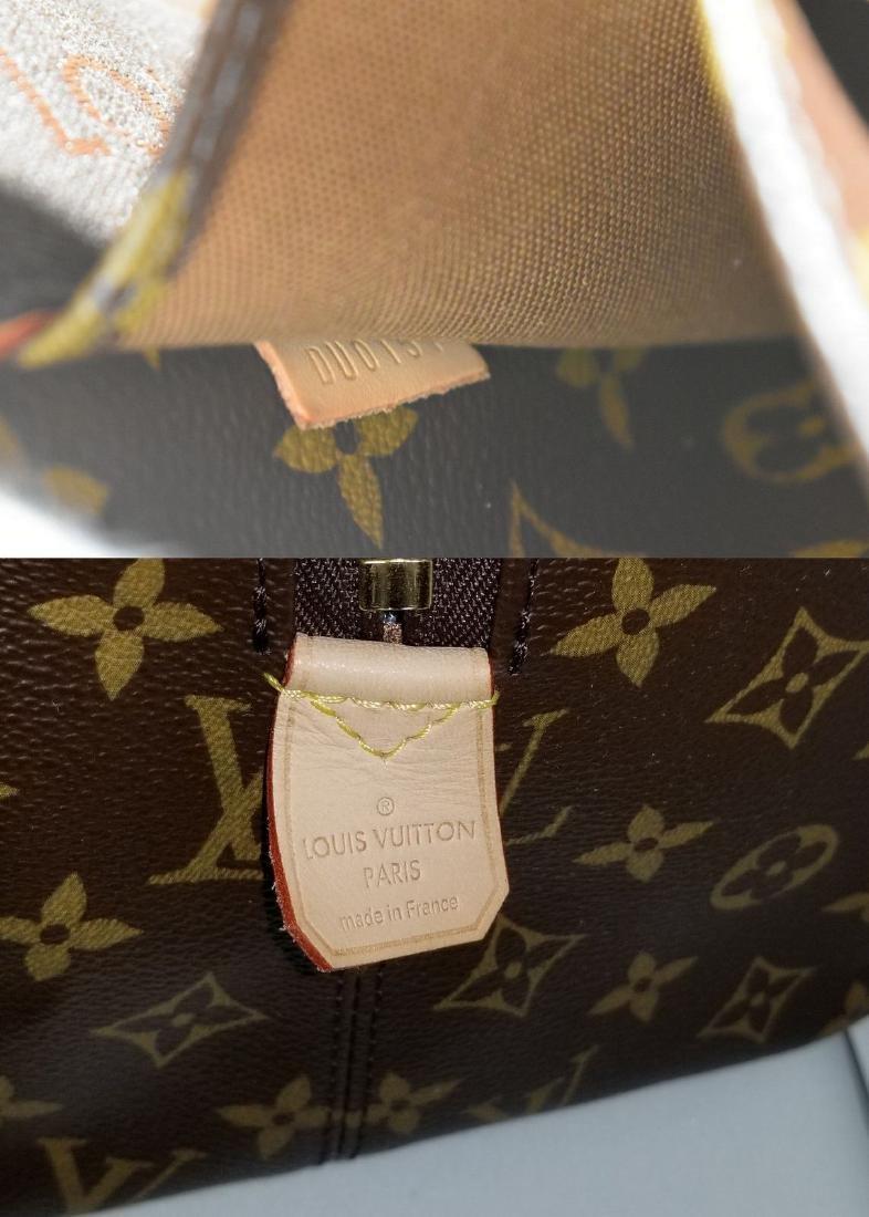 Louis Vuitton Monogram Beaubourg GM Duffle Bag. - 9