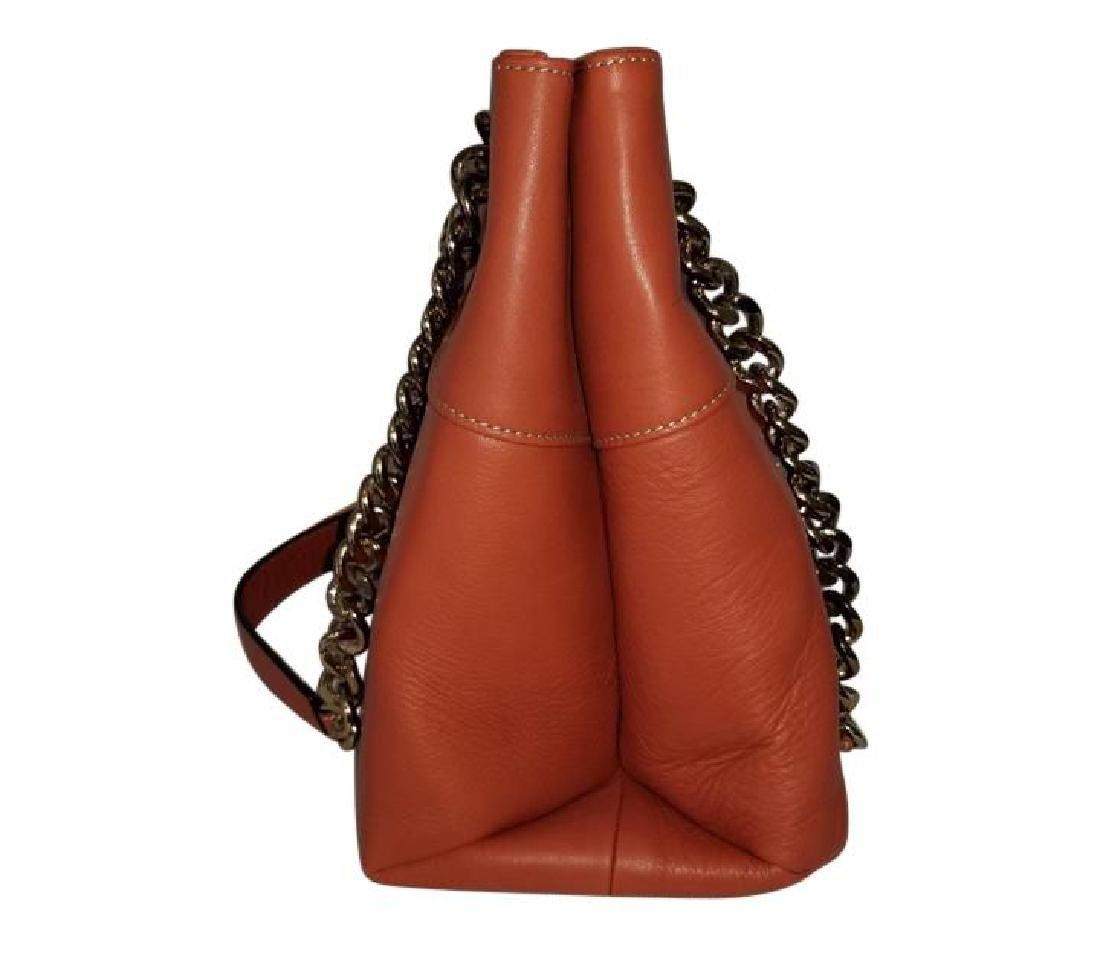 Mario Valentino Karina Italian Leather Shoulder Bag - 4