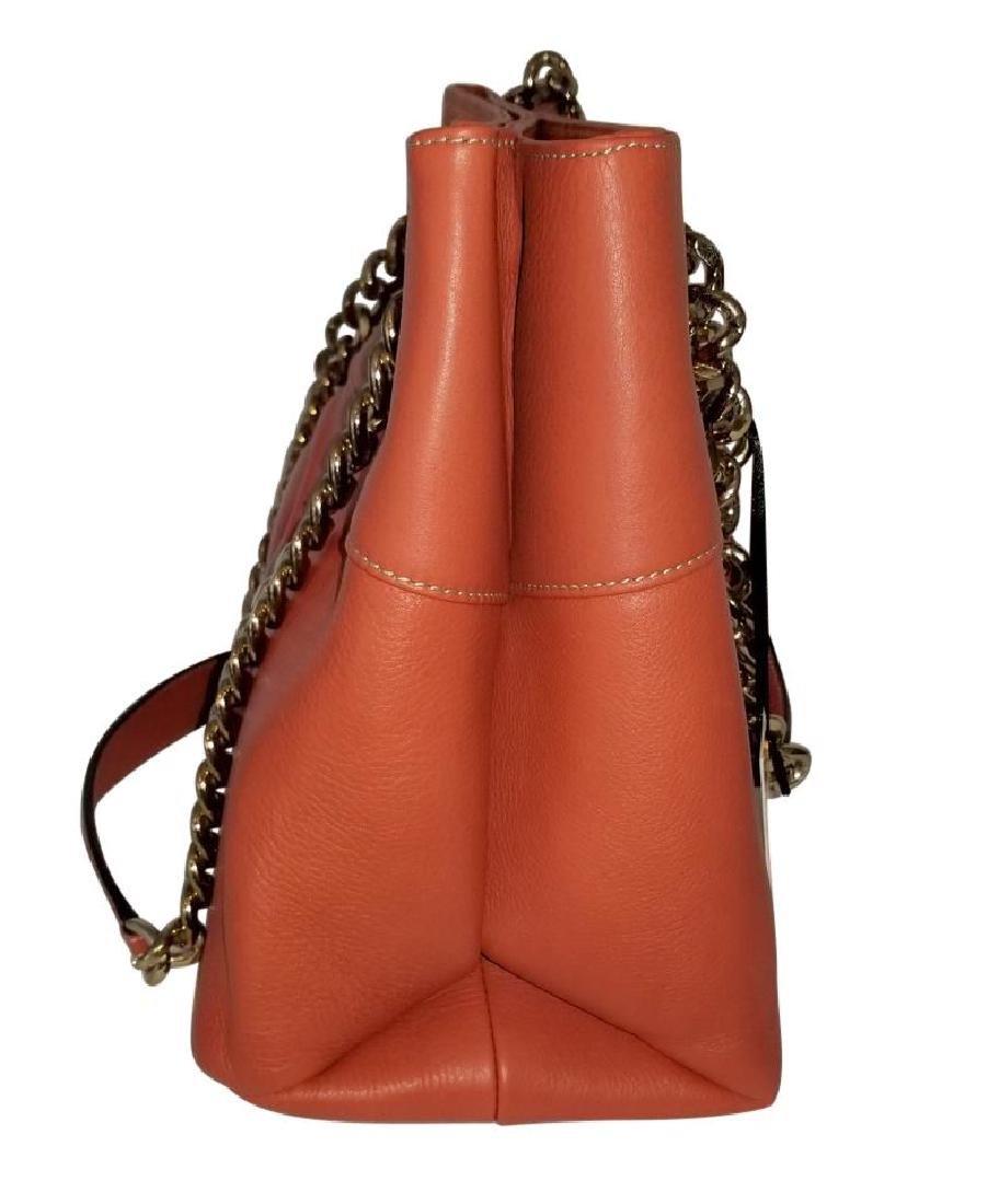 Mario Valentino Karina Italian Leather Shoulder Bag - 5