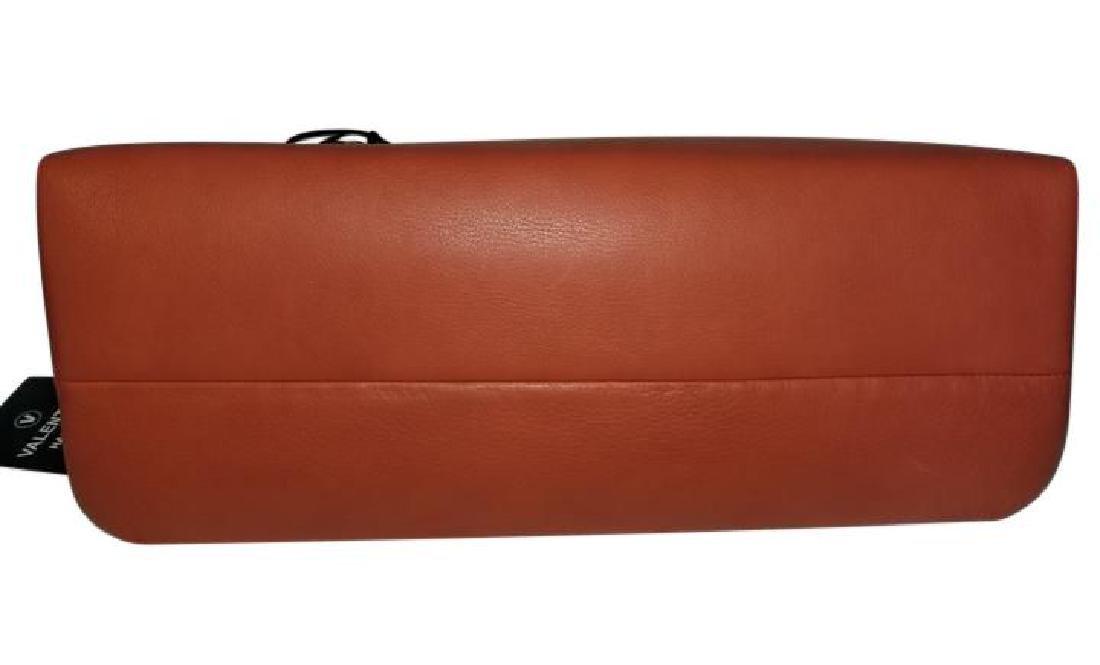 Mario Valentino Karina Italian Leather Shoulder Bag - 7