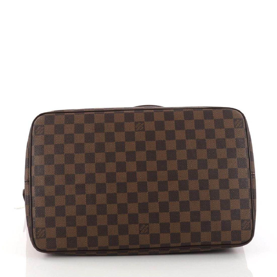 Louis Vuitton Damier Ebene Saleya GM Tote Shoulder Bag - 5