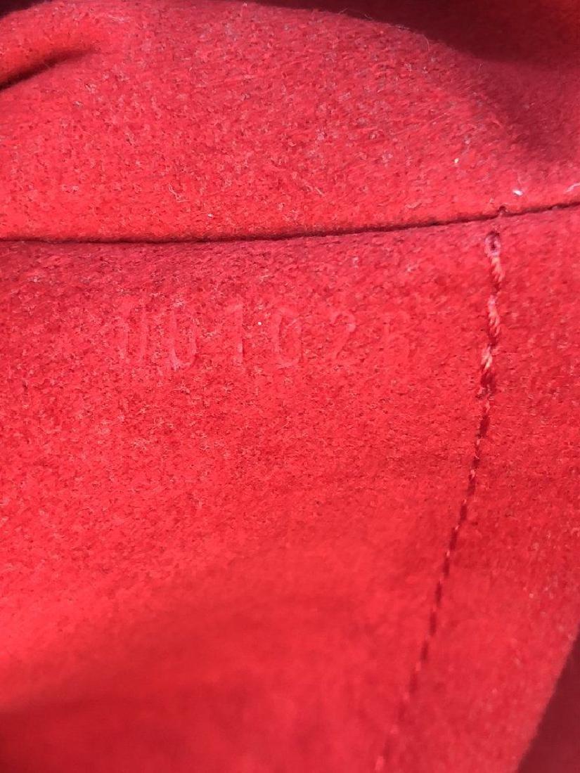 Louis Vuitton Damier Ebene Saleya GM Tote Shoulder Bag - 8