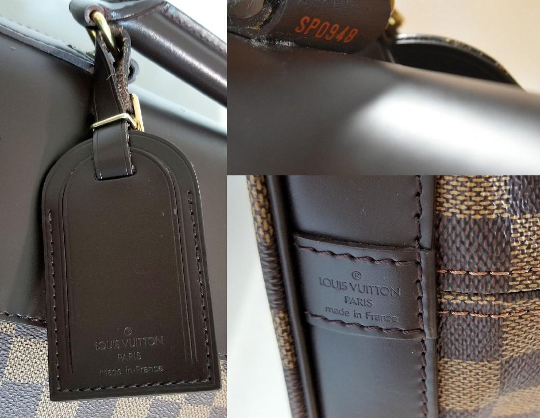 Authentic Louis Vuitton West End Clipper Luggage Bag - 10