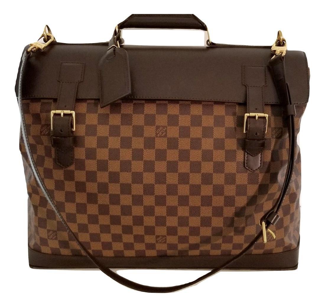 Authentic Louis Vuitton West End Clipper Luggage Bag